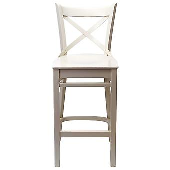 Rayvone Wooden Kitchen Bar Stool