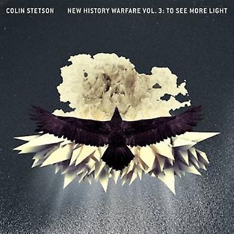 Colin Stetson - Colin Stetson: Vol. 3-nye historie krigsførelse: at se mere [Vinyl] USA importerer