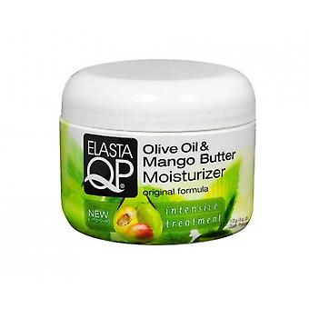 Elasta Qp Mango Butter Creme 6oz - (Woman , Hair Care , Conditioners and masks)