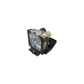 GO Lamps-Projector lamp (equivalent to: NEC NP07LP)-NSH-210 Watt-3000 hour/hours-for NEC NP300, NP400, NP410, NP50