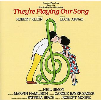 Cast Recording - They're Playing Our Song [CD] USA import