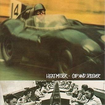 Heatmiser - Cop & Speeder [CD] USA import