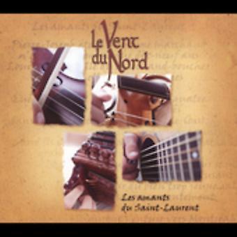 Le Vent Du Nord - Les Amants Du Saint-Laurent [CD] USA importerer