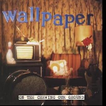 Tapet - tyggegummi jorden [Vinyl] USA Importér