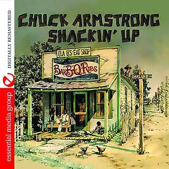 Chuck Armstrong - Shackin Up [CD] USA import