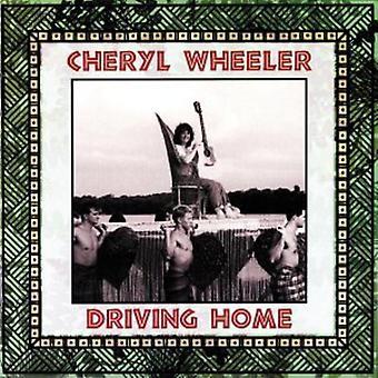 Cheryl Wheeler - Driving Home [CD] USA import