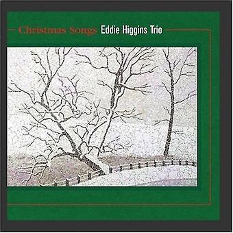 Eddie Higgins Trio - julesange [CD] USA import