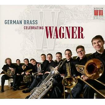 R. Wagner - Duits Brass vieren Wagner [CD] USA import