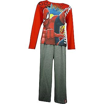 Boys Marvel Spiderman Long Sleeve – Pyjama Set
