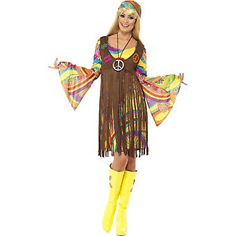 1963 chic Lady hippie ladies costume