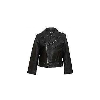 Attitude Clothing Brando Leather Jacket