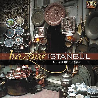Bazaar Istanbul-Music of Turkey - Bazaar Istanbul-Music of Turkey [CD] USA import