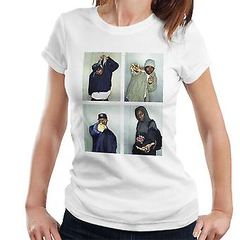 T-shirt Wu Tang Clan donna