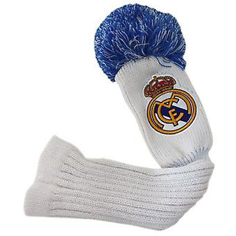 Real Madrid Headcover Pompom (Fairway)