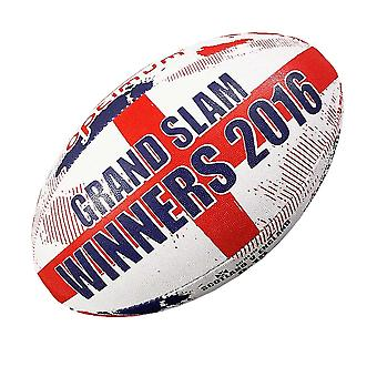 Pallone da rugby Grand Slam Vincitori 2016 MINI ottimale