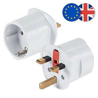 Bigbuy Uk Plug Adapter (DIY , Electricity , Connections)