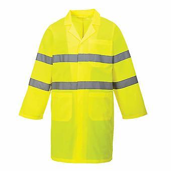 Portwest - Hi-Vis Safety Workwear School Patrol Long Coat