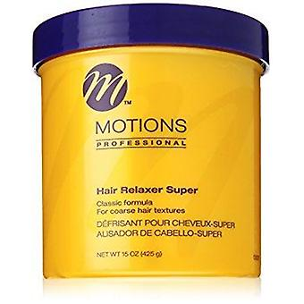 Motions Hair Relaxer Super Jar 15oz