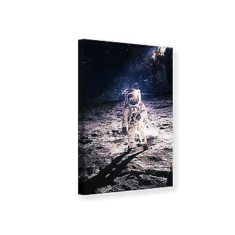 Canvas Print The Astronaut