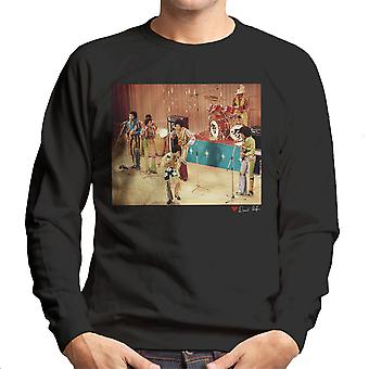 The Jackson 5 At The Royal Variety Performance Men's Sweatshirt