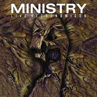 Ministry - Live Necronomicon [Vinyl] USA import