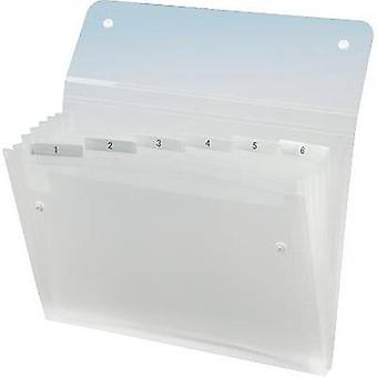 Rexel Document folder 2102033 A4 No. of compartments:6