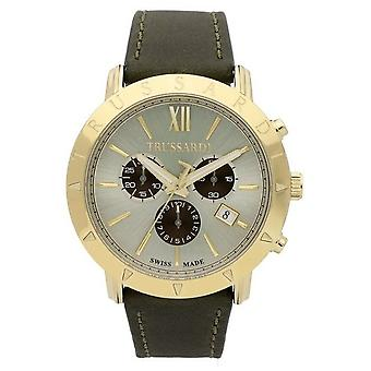 Trussardi watches mens watch Nestor chronograph R2471607002