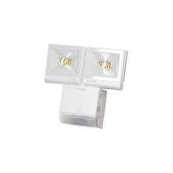 Timeguard Compact LED Energy Saving Floodlight, 20W LED With Motion Sensor, White