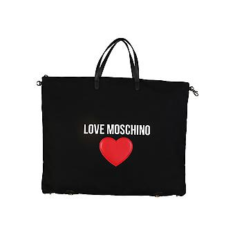 Love Moschino Women Shopping bags Black