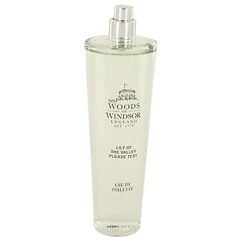 Lily Of The Valley (woods Of Windsor) Eau De Toilette Spray (Tester) By Woods of Windsor