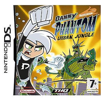 Danny Phantom urbanen Dschungel (Nintendo DS)