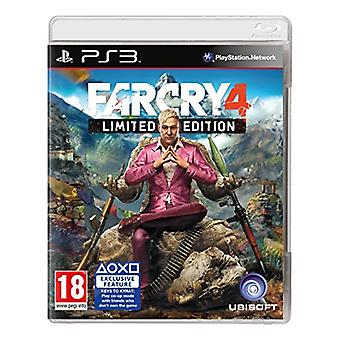 Far Cry 4 - gelimiteerde editie (PS3)