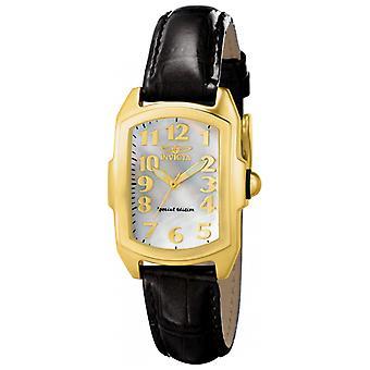 Invicta Lupah 13834 Leder Armbanduhr