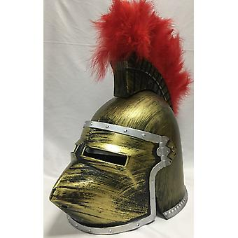 Knight helmet Spartan helmet child costume