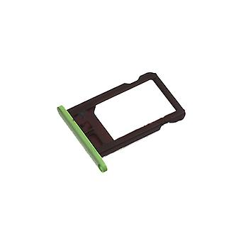 IPhone 5C - Sim kortin Tray - vihreä