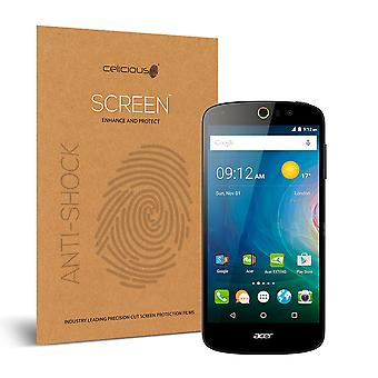 Celicious Impact Anti-Shock Shatterproof Screen Protector Film Compatible with Acer Liquid Z530S