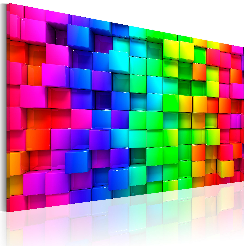 Tableau - Profondeur de couleurs