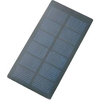 Polycrystalline solar panel 0.75 W 3 V
