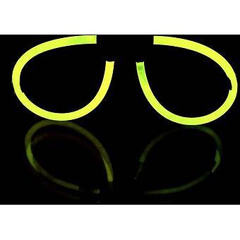 F-GLSyellow Glow stick glas gul