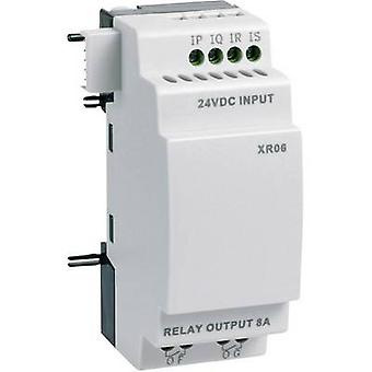 Módulo adicional PLC Crouzet Millenium 3 XR06 88970211 24 Vdc