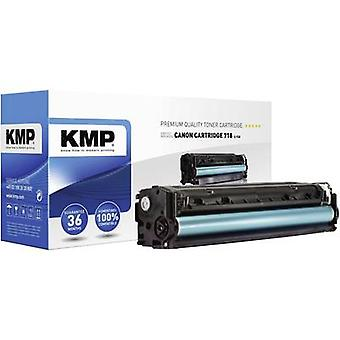 KMP Toner cartridge replaced Canon 718 Compatible Cyan 2900 pages C-T20