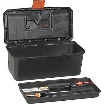Tool box (empty) Alutec 56260 Plastic Black, Orange
