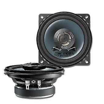 Mac Mobile Street 10.2, 2-way coaxial speaker max. 160 W, Virgin