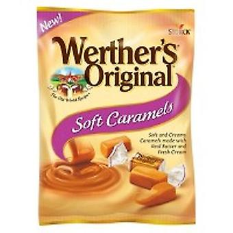 Werther's Original Soft Caramels 4.5 oz Bag