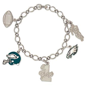 Wincraft dames van charmes armband - NFL Philadelphia Eagles