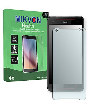 HTC 919d Screen Protector - Mikvon Health (Retail Package with accessories)