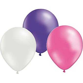 Balloons 24-pack White