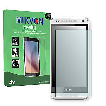 HTC One mini LTE Screen Protector - Mikvon Health (Retail Package with accessories)