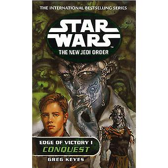 Star Wars - The New Jedi Order - Edge of Victory - Conquest by Greg Ke