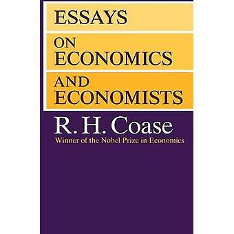 Ensayos sobre economía y economistas (nueva edición) por R. H. Coase - 978